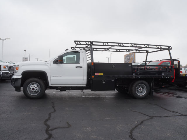 2017 Sierra 3500 Regular Cab 4x4 Contractor Body #HT332 - photo 6