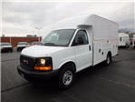 2017 Savana 3500, Supreme Service Utility Van #HT3X167 - photo 1