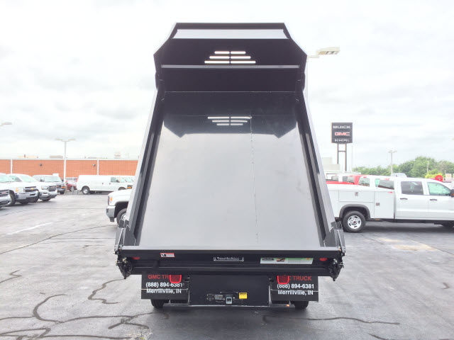 2017 Sierra 3500 Regular Cab 4x4 Dump Body #HT5X110 - photo 5