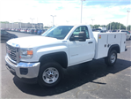 2017 Sierra 2500 Regular Cab 4x4 Service Body #HT614 - photo 1