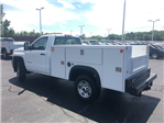 2017 Sierra 2500 Regular Cab 4x4,  Monroe Service Body #HT614 - photo 1