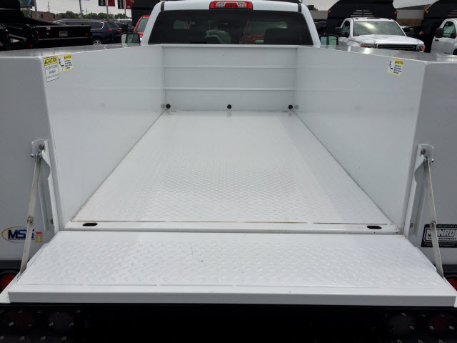 2017 Sierra 2500 Regular Cab Service Body #HT654 - photo 19