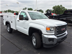 2017 Sierra 2500 Regular Cab Service Body #HT654 - photo 8