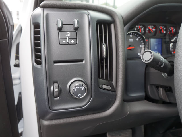 2017 Sierra 3500 Regular Cab DRW 4x4, Contractor Body #HT711 - photo 12