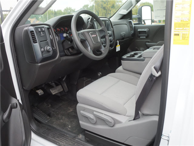 2017 Sierra 3500 Regular Cab DRW 4x4, Contractor Body #HT711 - photo 10