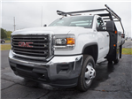2017 Sierra 3500 Regular Cab 4x4 Contractor Body #HT711 - photo 1