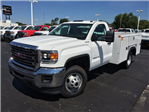 2017 Sierra 3500 Regular Cab DRW 4x4 Service Body #HT730 - photo 1