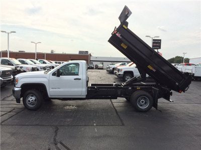 2017 Sierra 3500 Regular Cab DRW Dump Body #HT748 - photo 5