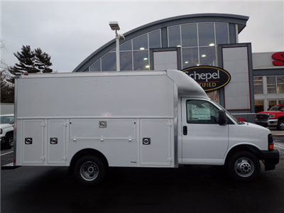 2017 Savana 3500, Service Utility Van #HTT10106 - photo 8