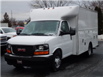 2017 Savana 3500, Service Utility Van #HTT10106 - photo 1