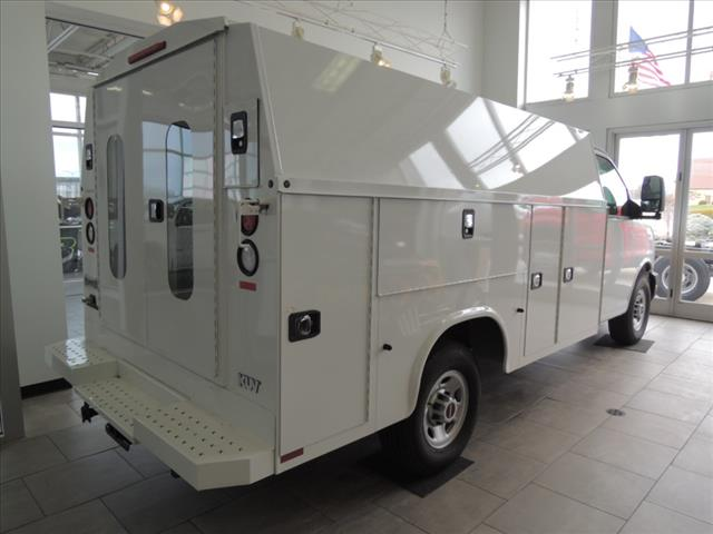 2017 Savana 3500, Service Utility Van #HTT320 - photo 2