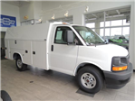 2017 Savana 3500, Service Utility Van #HTT320 - photo 1