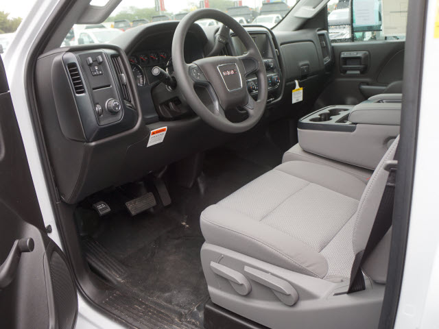 2017 Sierra 3500 Regular Cab DRW, Monroe Stake Bed #HTT832 - photo 14