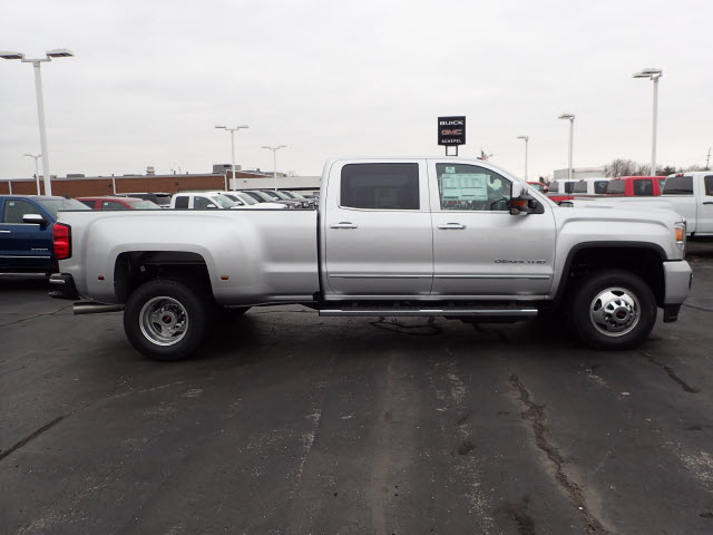 2018 Sierra 3500 Crew Cab 4x4, Pickup #JT10X149 - photo 4