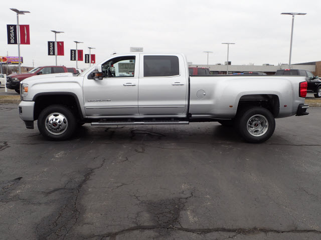 2018 Sierra 3500 Crew Cab 4x4, Pickup #JT10X149 - photo 6