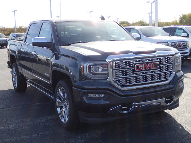 2018 Sierra 1500 Crew Cab 4x4 Pickup #JT10X22 - photo 3