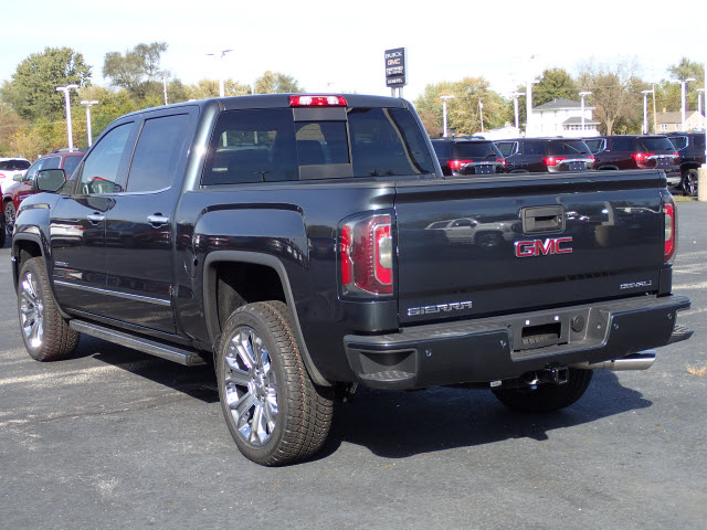 2018 Sierra 1500 Crew Cab 4x4 Pickup #JT10X22 - photo 2