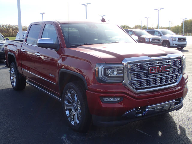 2018 Sierra 1500 Crew Cab 4x4 Pickup #JT10X23 - photo 3