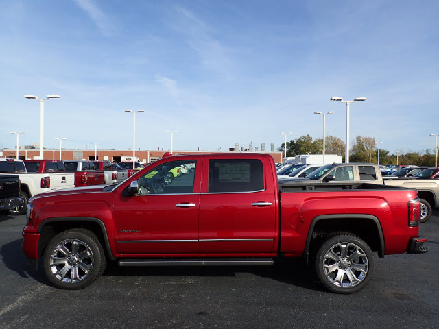 2018 Sierra 1500 Crew Cab 4x4 Pickup #JT10X23 - photo 5