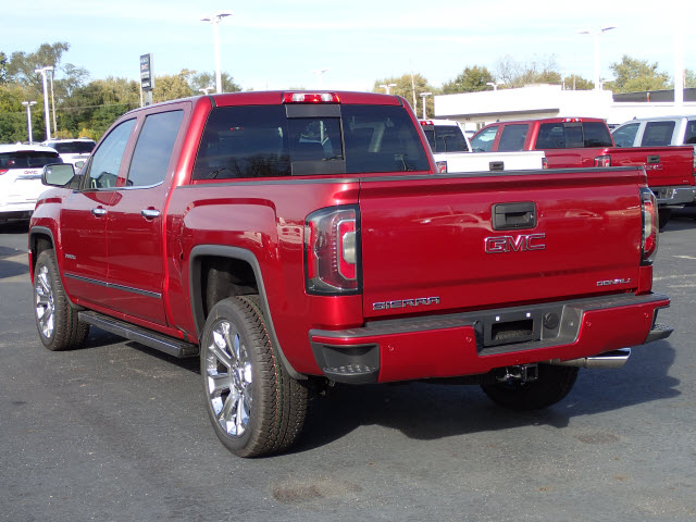 2018 Sierra 1500 Crew Cab 4x4 Pickup #JT10X23 - photo 2