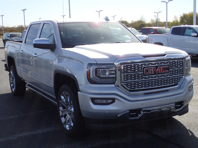 2018 Sierra 1500 Crew Cab 4x4 Pickup #JT10X37 - photo 3