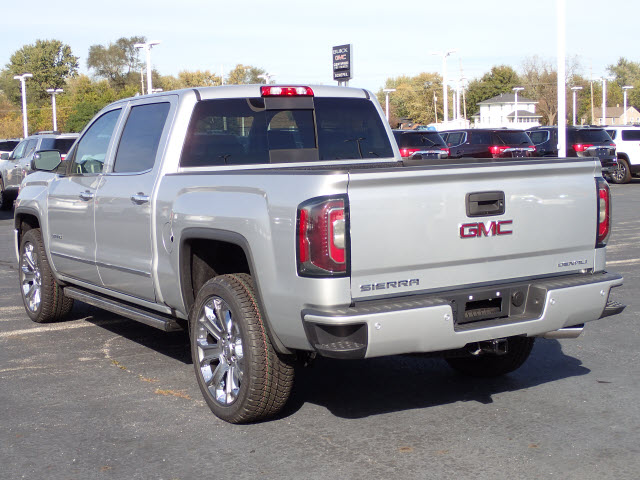 2018 Sierra 1500 Crew Cab 4x4 Pickup #JT10X37 - photo 2