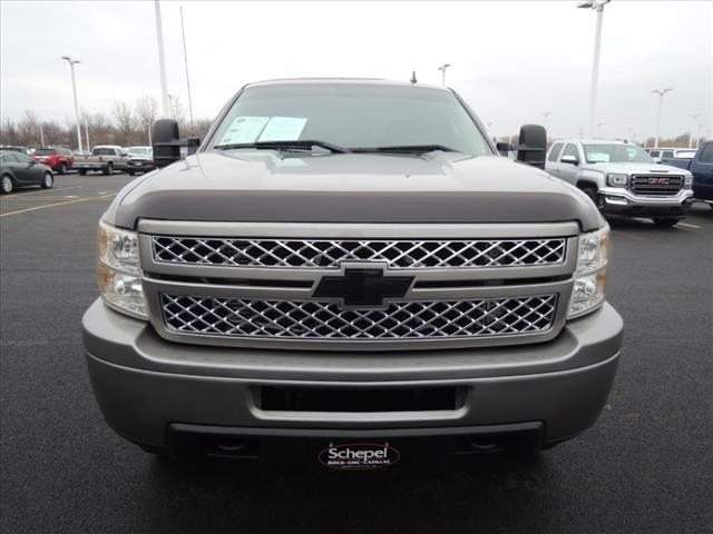 2013 Silverado 2500 Crew Cab 4x4,  Pickup #JT10X53A - photo 3
