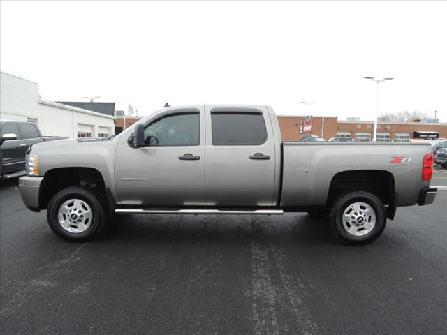 2013 Silverado 2500 Crew Cab 4x4,  Pickup #JT10X53A - photo 5