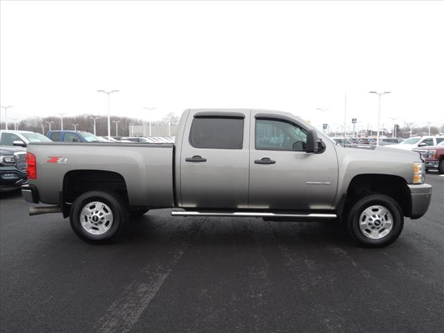 2013 Silverado 2500 Crew Cab 4x4,  Pickup #JT10X53A - photo 9