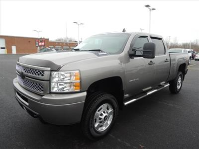 2013 Silverado 2500 Crew Cab 4x4,  Pickup #JT10X53A - photo 4