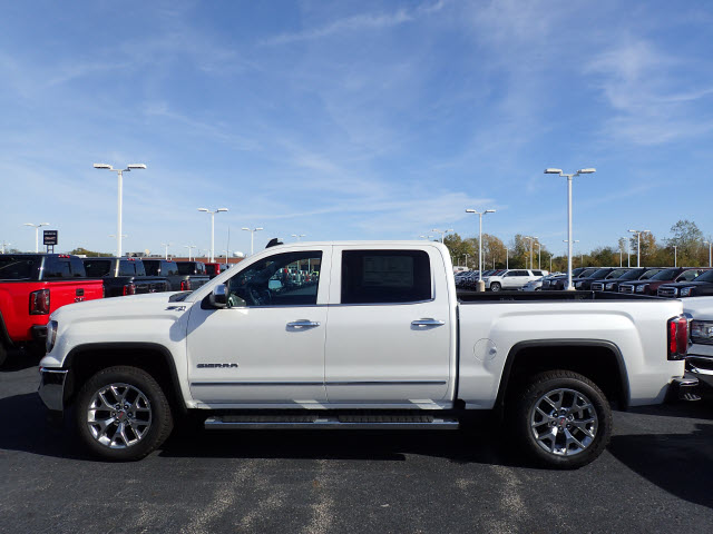 2018 Sierra 1500 Crew Cab 4x4 Pickup #JT10X54 - photo 5