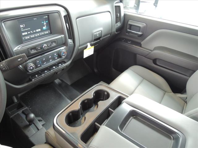 2018 Sierra 3500 Regular Cab DRW 4x4,  Service Body #JT11X85 - photo 31