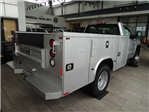 2018 Sierra 3500 Regular Cab DRW 4x4,  Service Body #JT11X85 - photo 1