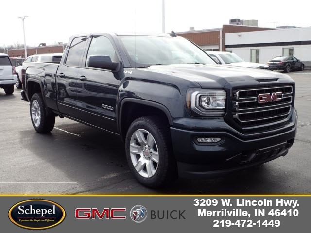2018 Sierra 1500 Extended Cab 4x4, Pickup #JT12X108 - photo 1