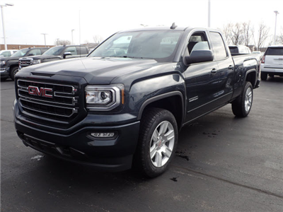2018 Sierra 1500 Extended Cab 4x4, Pickup #JT12X108 - photo 3
