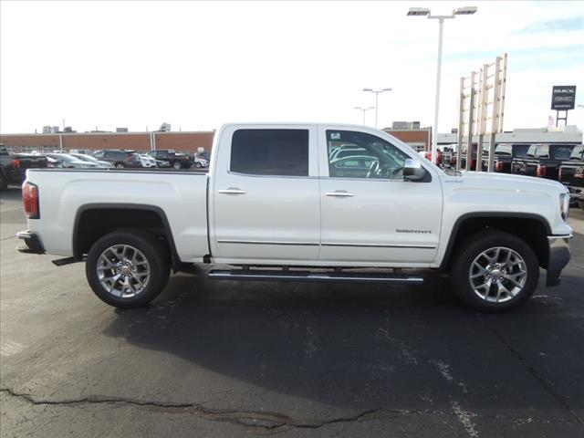 2018 Sierra 1500 Crew Cab 4x4,  Pickup #JT12X121 - photo 9