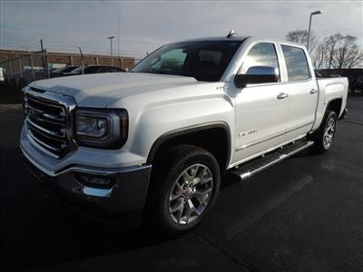 2018 Sierra 1500 Crew Cab 4x4,  Pickup #JT12X121 - photo 4