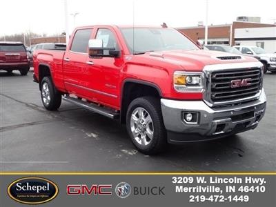2018 Sierra 2500 Crew Cab 4x4,  Pickup #JT170 - photo 19