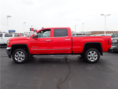 2018 Sierra 2500 Crew Cab 4x4,  Pickup #JT170 - photo 7