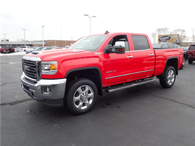 2018 Sierra 2500 Crew Cab 4x4,  Pickup #JT170 - photo 3