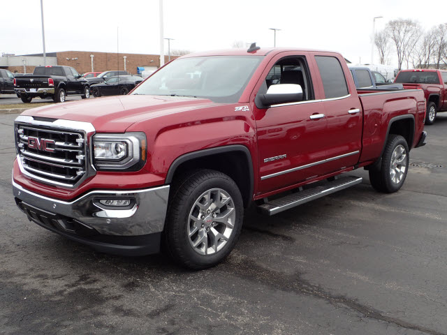 2018 Sierra 1500 Extended Cab 4x4, Pickup #JT194 - photo 1