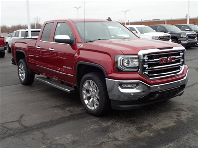2018 Sierra 1500 Extended Cab 4x4, Pickup #JT194 - photo 3