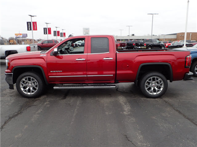 2018 Sierra 1500 Extended Cab 4x4, Pickup #JT194 - photo 7