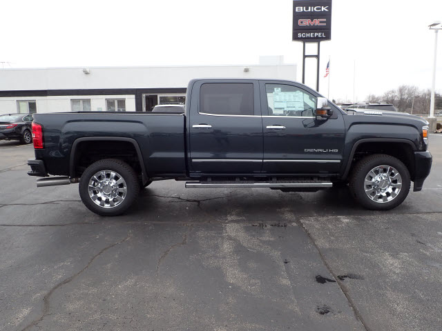 2018 Sierra 2500 Crew Cab 4x4, Pickup #JT1X106 - photo 4