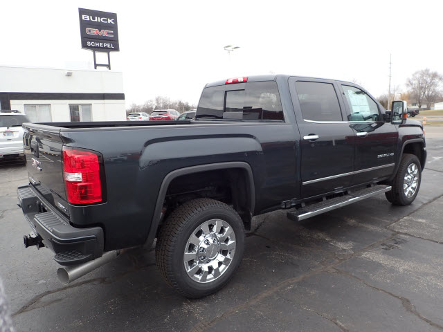 2018 Sierra 2500 Crew Cab 4x4, Pickup #JT1X106 - photo 5