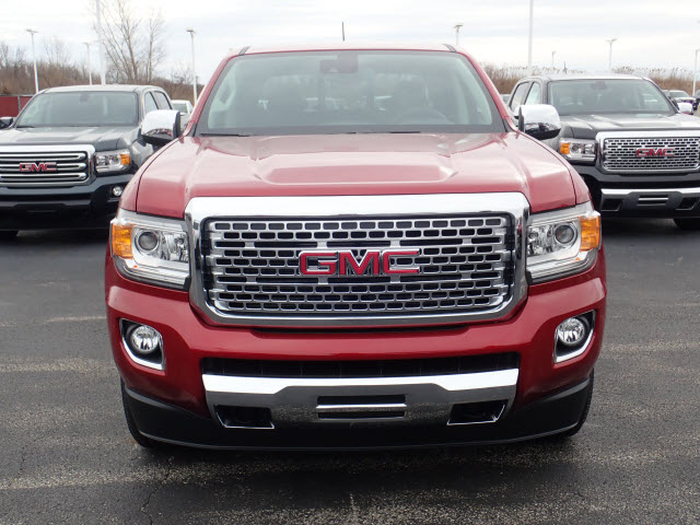 2018 Canyon Crew Cab 4x4, Pickup #JT202 - photo 8