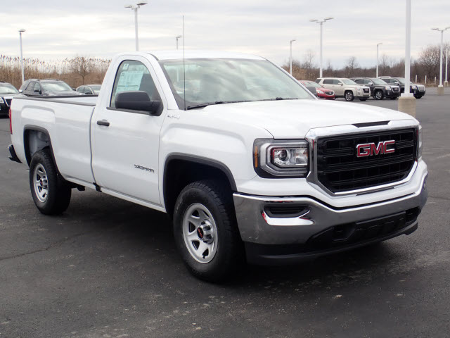 2018 Sierra 1500 Regular Cab 4x4, Pickup #JT243 - photo 3