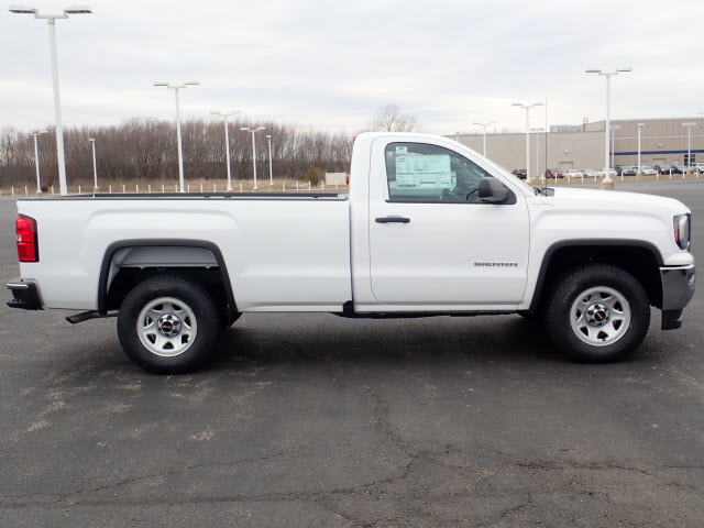 2018 Sierra 1500 Regular Cab 4x4, Pickup #JT243 - photo 4