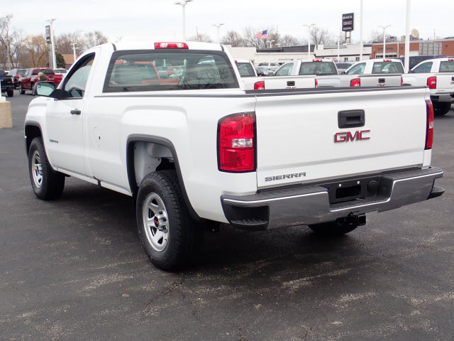 2018 Sierra 1500 Regular Cab 4x4, Pickup #JT243 - photo 2