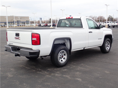 2018 Sierra 1500 Regular Cab 4x4, Pickup #JT243 - photo 5